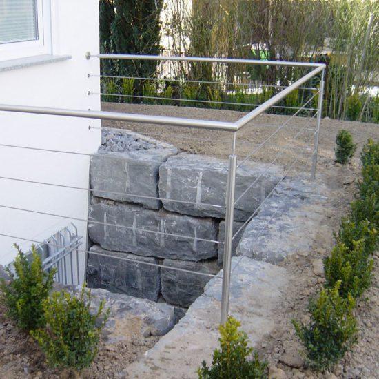 Schlosserei Baumann - Aktuelle Projekte