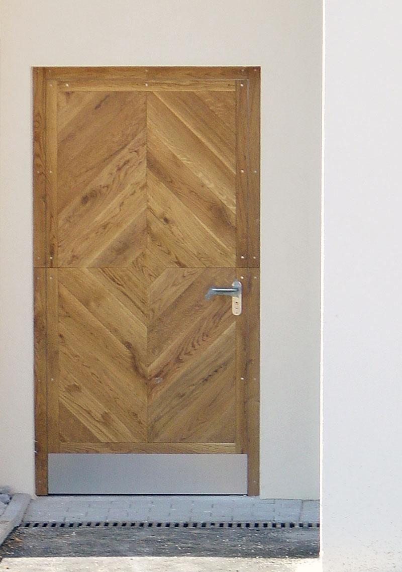 Schlosserei Baumann - Türen