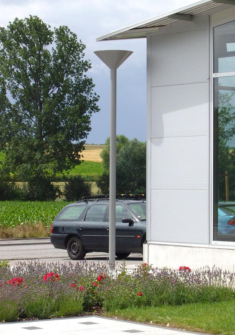 Schlosserei Baumann - Industrie